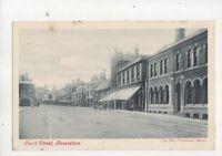 Court Street Faversham Kent Vintage Postcard 558b