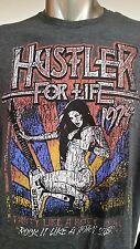 new hustler mens hustler for life t-shirt