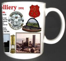 Dawdon Seaham Colliery Coal Mine Mug Limited Edition Miners County Durham Pit
