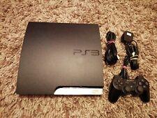Sony PlayStation 3 Slim 160GB Black Console Bundle (CECH-2503A) FREE FAST POST!