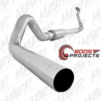 """MBRP 1994-1997 Ford F-250/350 7.3L Powerstroke 4"""" Turbo Back S6218P"""