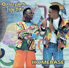 DJ Jazzy Jeff & The Fresh Prince – Homebase [New & Sealed] CD