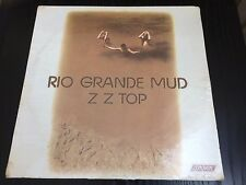 ZZ Top - Rio Grande Mud (℗1972 London Records, XPS 612,USA) Sealed! 1st Edition!