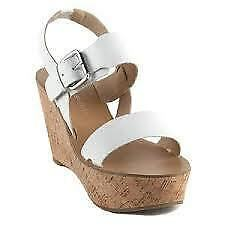 0e2fe6933db Marc Fisher Women s Leather Sandals and Flip Flops for sale
