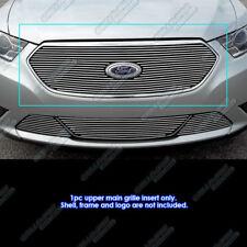 Fits 2013-2018 Ford Taurus SHO Logo Show Billet Grille Insert