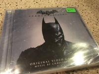 BATMAN ARKHAM ORIGINS GOTHAM  AUTHENTIC CD ANIME OST GAME SOUNDTRACK