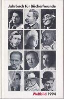 Jahrbuch für Bücherfreunde - Weltbild 1994