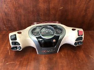 2015-2019 Piaggio Beverly ST 350 ABS Clocks Speedometer Dash Speedo Fairing