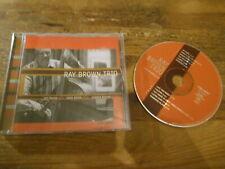 CD Jazz Ray Brown Trio - Live At Starbucks (11 Song) TELARC JAZZ / US jc