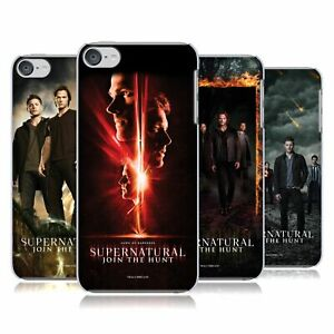 OFFICIAL SUPERNATURAL KEY ART HARD BACK CASE FOR APPLE iPOD TOUCH MP3