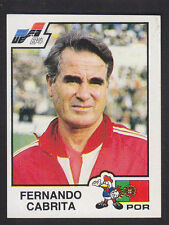 Panini - Euro 84 - # 162 Fernando Cabrita - Portugal