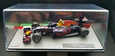 Red bull RB12 2016 MAX VERSTAPPEN Modal F1 Car With Detailed Magazine