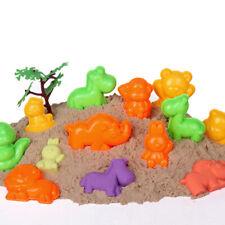 10pcs Diy Sand Building Model Animals Mold Beach Fun Toys For Kids Children Toy