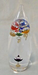 Bullet Galileo thermometer