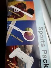 Sport's Pack For Nintendo Wii
