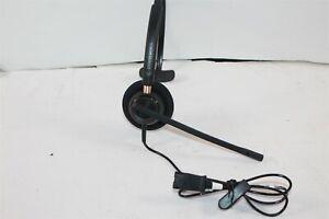 Plantronics EncorePro HW510 Mono Noise-Cancelling QD Wired Headset 89433-01