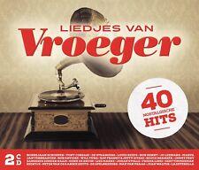 CD LIEDJES VAN VROEGER VOLUME 1 (2CD-BOX * NEW & SEALED !!!)