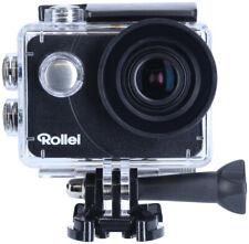 Rollei 4K Action-Cam 5s Plus WiFi Unterwasserkamera mit Schutzgehäuse bis 40m