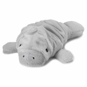 Warmies Microwavable French Lavender Scented Plush Manatee Warmies
