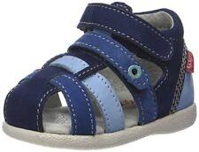 Kickers Babychan Sandales Mixte Bébé Bleu (marine Bleu) 23 eu