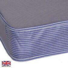 3ft Single Budget Dual Sided WATERPROOF PVC Bed Mattress Kids, Adults Beds