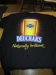 Deuchars Brewery T-Shirt XXL