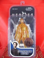 Mezco Toys 2008 NBC HEROES Exploding Man Peter TOY R US EXCLUSIVE