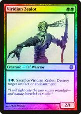 Viridian Zealot FOIL Darksteel HEAVILY PLD Green Rare MAGIC MTG CARD ABUGames