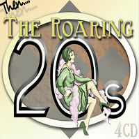 Various Artists - The Roaring Twenties (20s) - 4CD Box Set