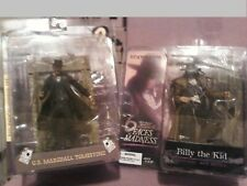 U.S. MARSHALL TOMBSTONE & BILLY THE KID  ACTION FIGURES