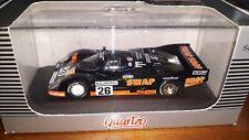 Quartzo 1/43 Porsche 956 Long Tail #26 Le Mans 1984 Q3073