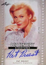 Leaf 2011 Marilyn Munster Pat Priest Signed Autographed Card LE CHASE 19/25