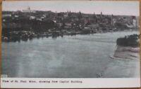 1909 Postcard: Bird's Eye View - St. Paul, Minnesota MN