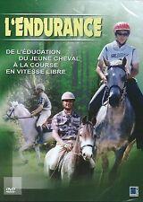 DVD Equitation : L'endurance