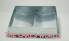 LIBRO A FORMA DI BIRTHDAY Baking CAKE Tin Pan