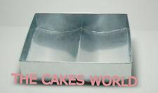 LIBRO A FORMA DI BIRTHDAY Baking CAKE Tin Pan