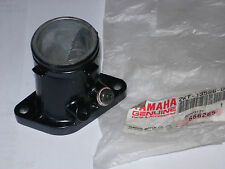 """Nos Genuine Yamaha FZ750 FZR750 Carb Head Joint 1 -- Part No. 2KT-13586-01"