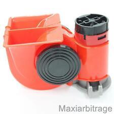 Autohupe Sirene Kompakt Elektrische Pumpe Kompressor 12v DOPPEL-KLANG