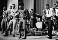 James Brown Poster, The Godfather of Soul, Live in Concert