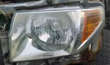 Mitsubishi PININ 00-06 HEADLIGHT LAMP PASSENGER SIDE LEFT FRONT