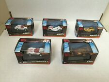 Speed Racer Hot Wheels HO 1/87 Diecast Complete Set Includes All 5 Cars