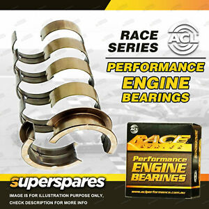 "ACL Main Bearing Set 0.025mm 0.001"" for Honda Acura Prelude Accord Odyssey"