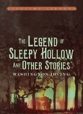 The Legend of Sleepy Hollow Book by Washington Irving And Other Stories Tales