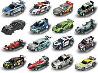 CARRERA GO CARS DISNEY MARIO AUD NUOVI 1/43 IN BLISTER SLOT CAR!! [C055]