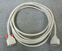 Lindy 5M DVI-D Male To DVI-D Female Premium Dual Link Extension Cable White