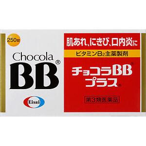 《日本代购》 EISAI Chocola BB PLUS Chocola BB 加