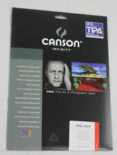 """New Canson Trial Pack 8.5""""x11"""" Paper - 6 Sample Sheets"""