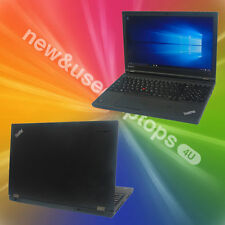 FAST Lenovo Thinkpad T540p Laptop Core i5-4300M 2.60GHz 8GB Ram 500GB Warranty