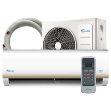 18000 BTU Ductless Mini Split Air Conditioner with AC Heat Pump by Senville