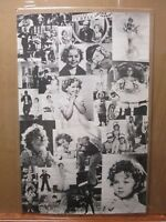 Peace dove 1970/'s Vintage Poster thoughts love Inv#4973